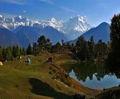 Chopta Tourism Honeymoon